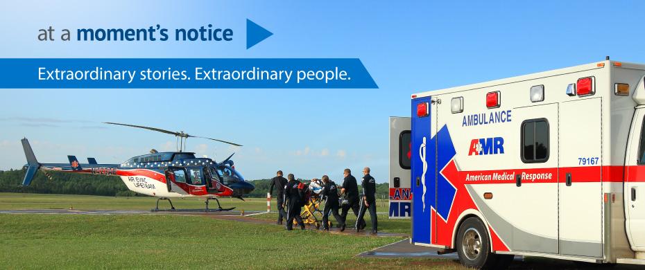 American Medical Response | AMR Medical Transportation